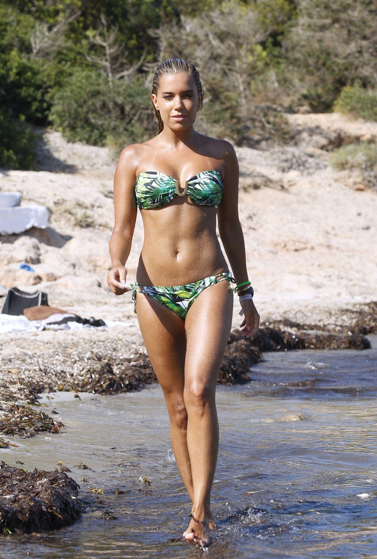Sylvie Meis Bikini Nude Photos 65