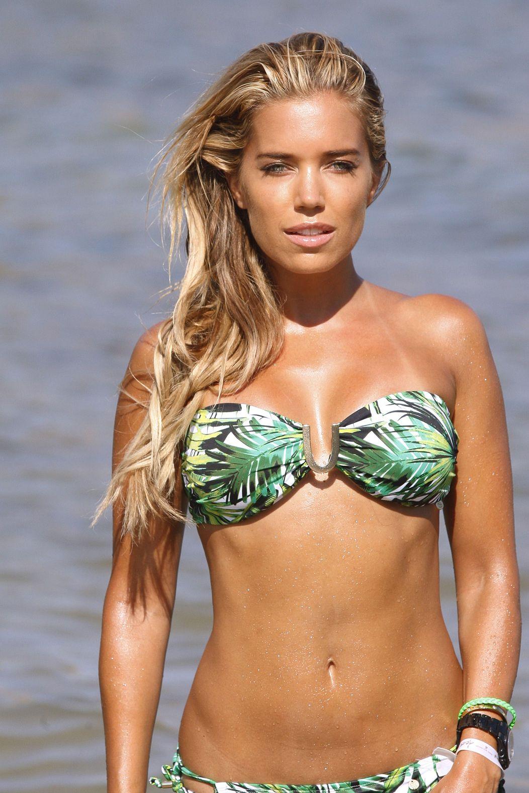 Sylvie Meis in a Bikini (40 Photos)