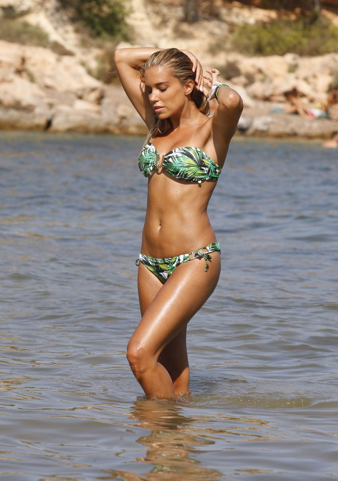 Sylvie Meis in a Bikini (40 Photos) | #TheFappening