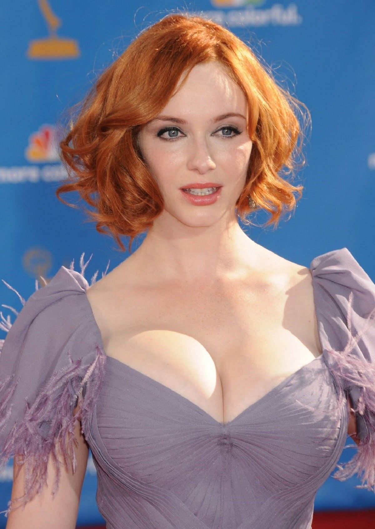 Leaked boobs Christina hendricks nude
