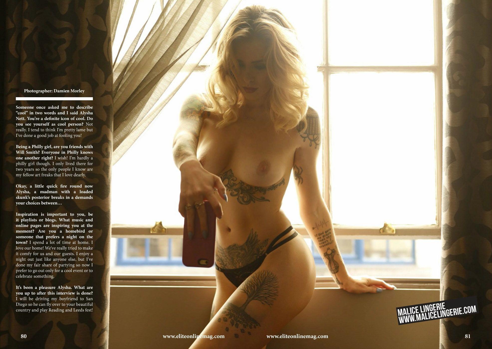 nett nude Alysha