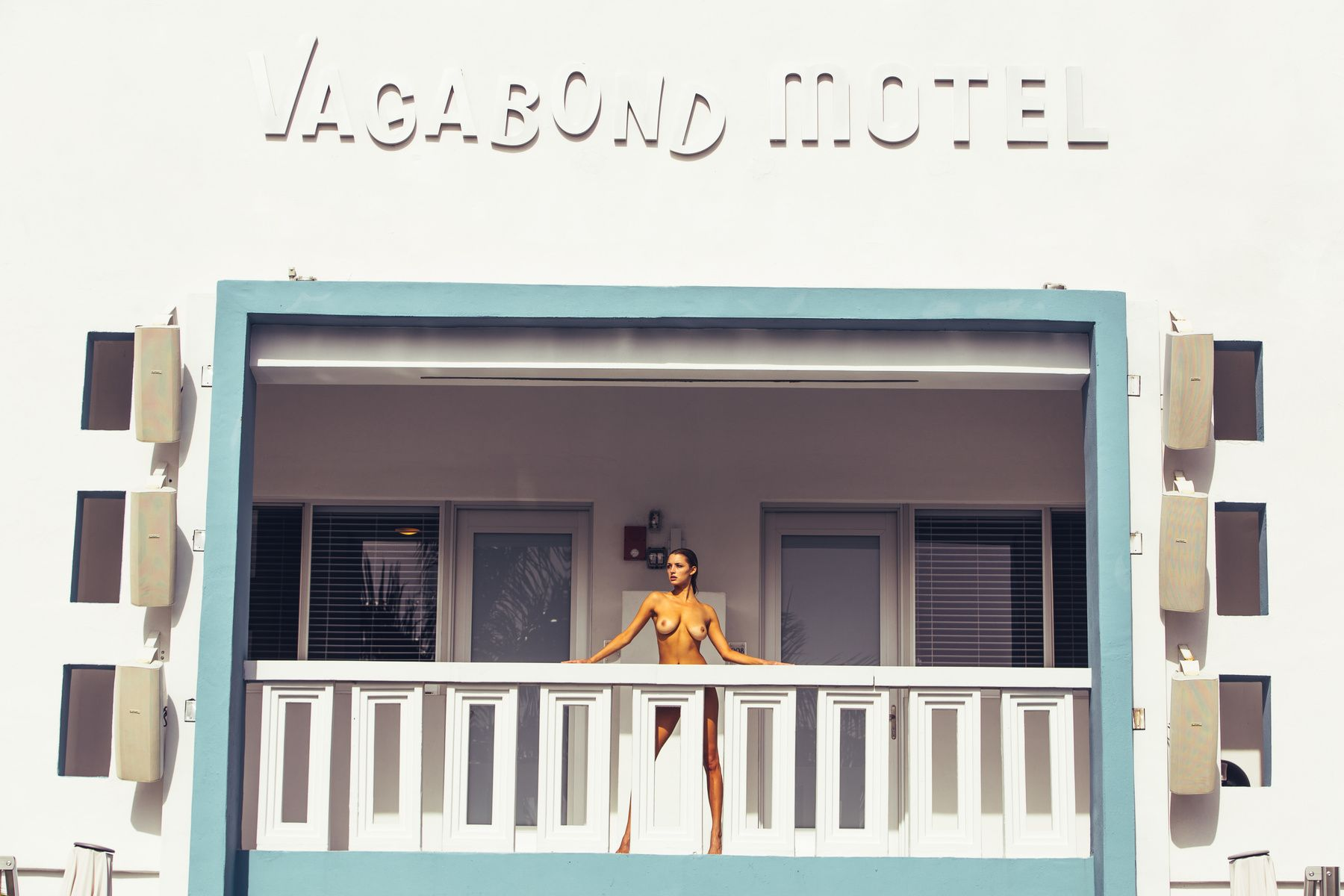 Alyssa Arce in a Bikini & Naked (12 Photos)