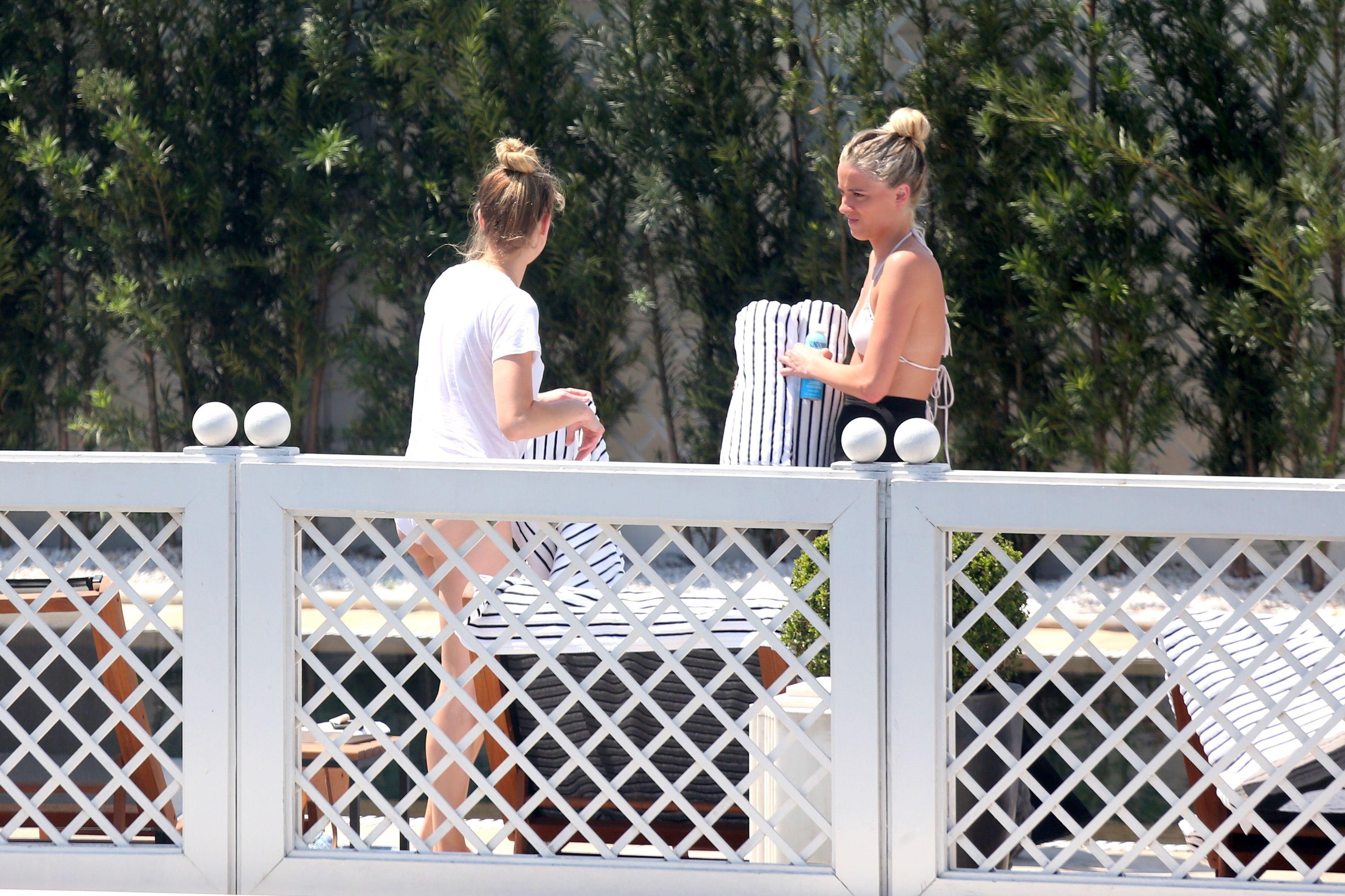 Amber Heard in a Bikini (31 Photos)