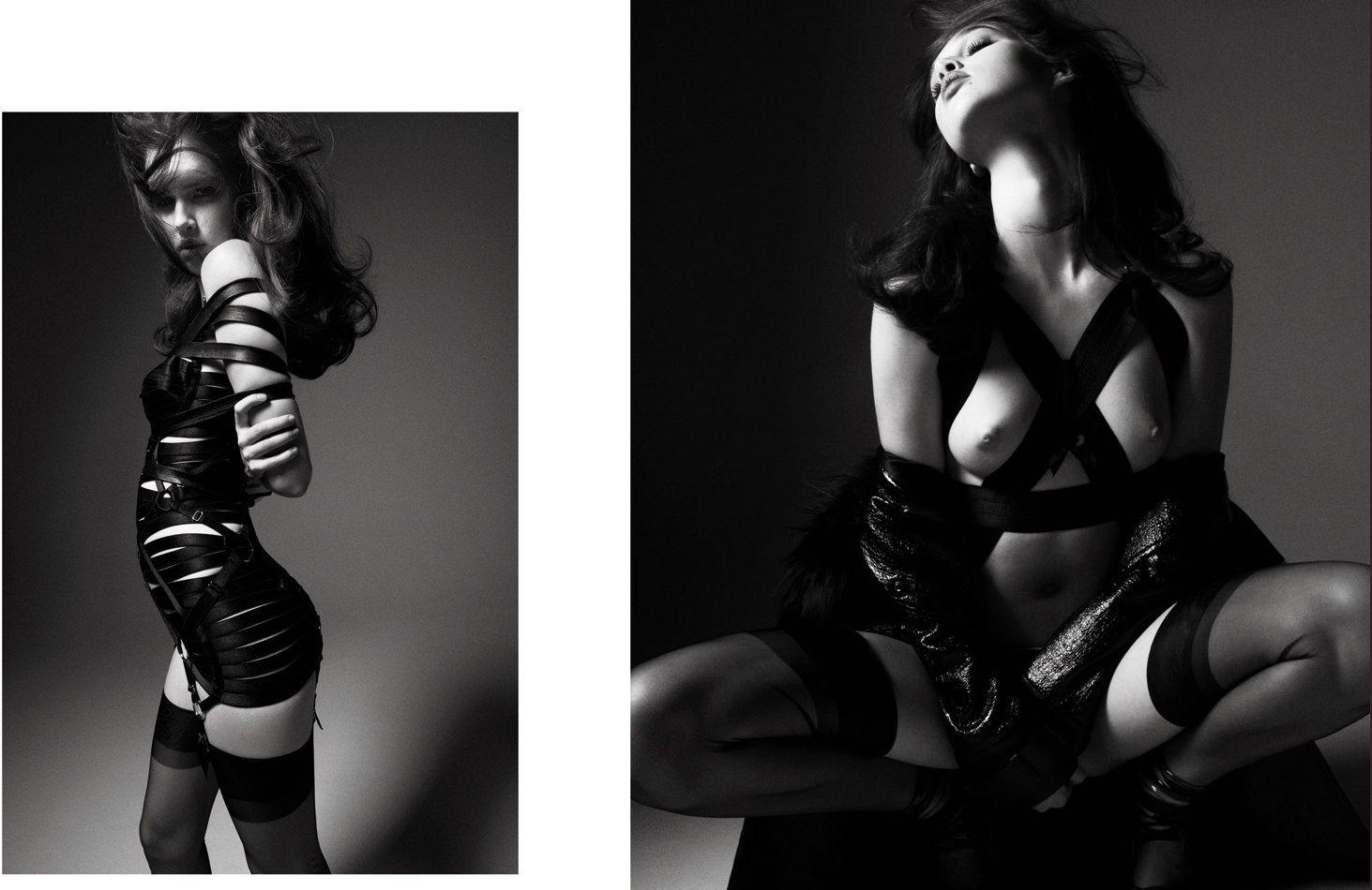 Anais Pouliot Sexy (9 Photos)