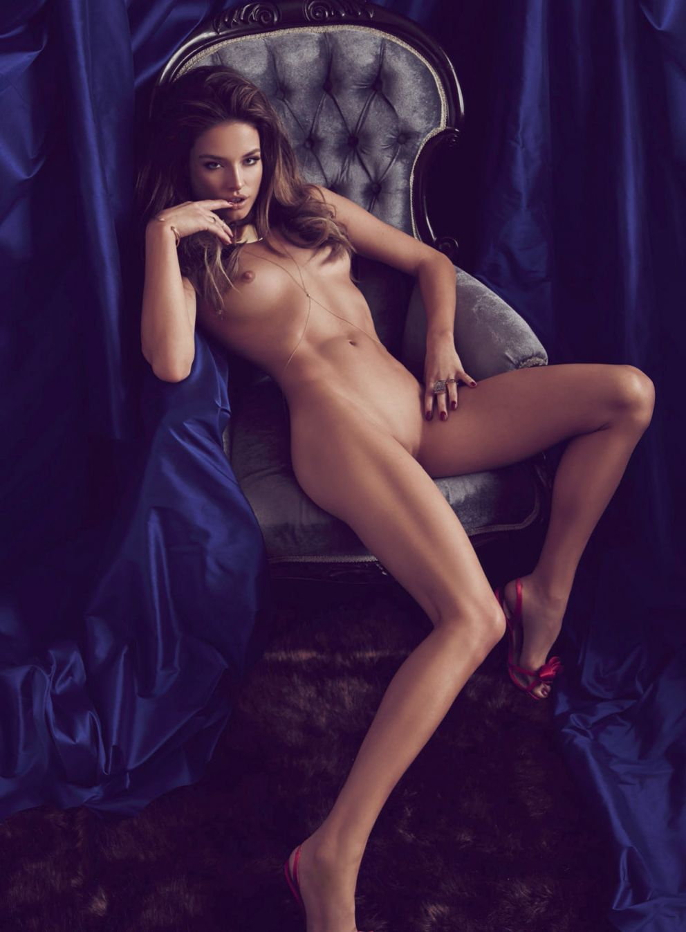 Brittany Brousseau Nude (7 Photos)
