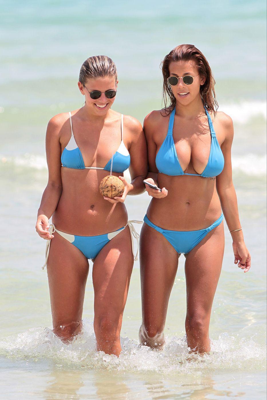 Devin Brugman and Natasha Oakley in a Bikini (20 Photos)