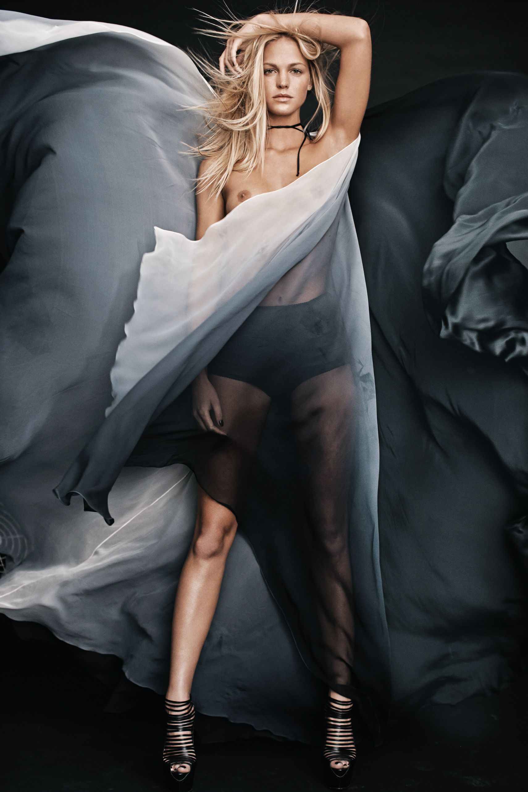 Finest Erin James Nudes Scenes