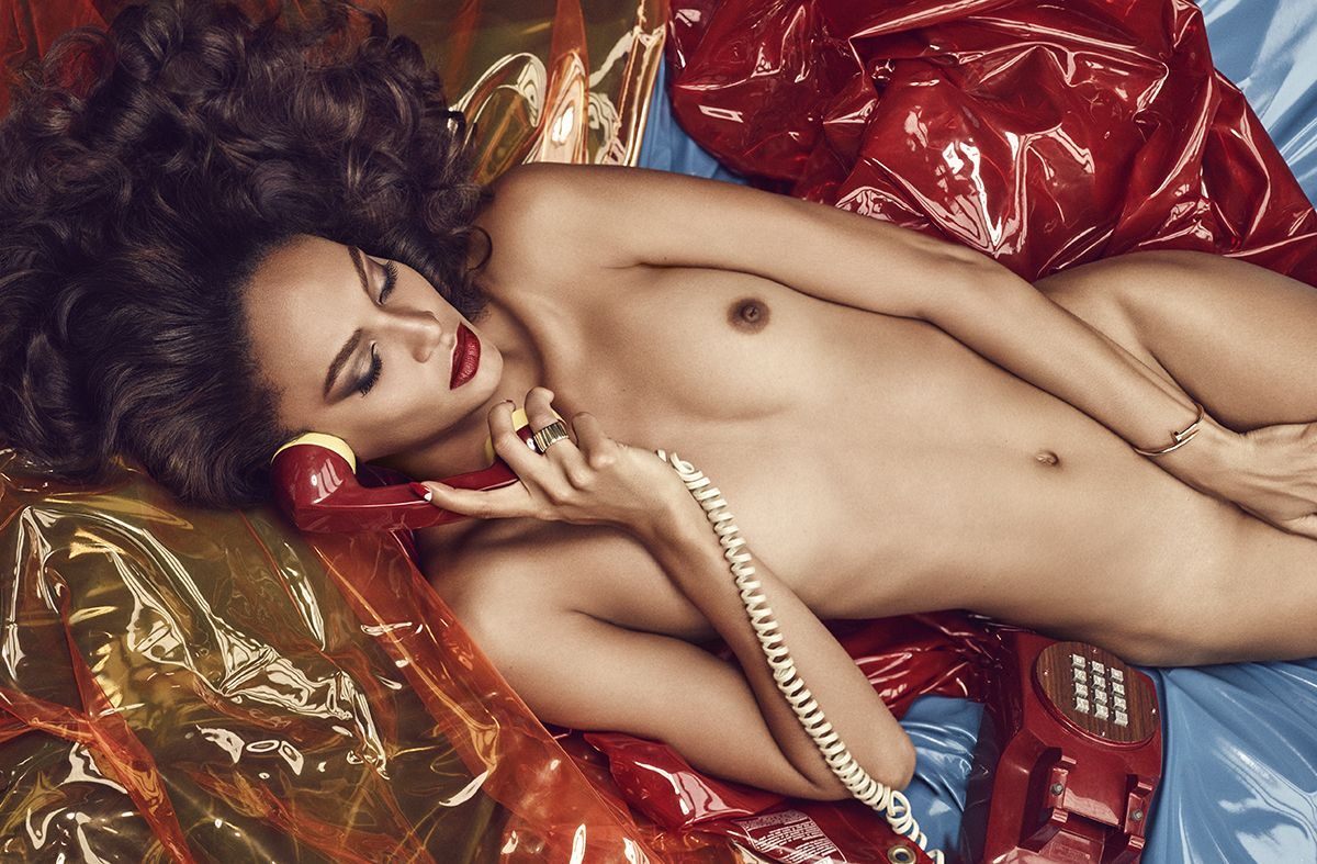 Nude girl magazine