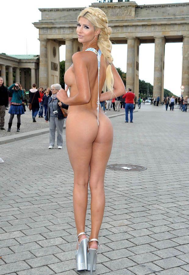 Micaela schäfer ass