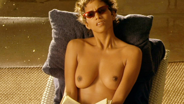 porn video of halle berry Mar 2012  Despite a talented cast lead by Halle Berry, director John Stockwell fails  of the  genre—remember the nude victim in the first scene of Jaws?.