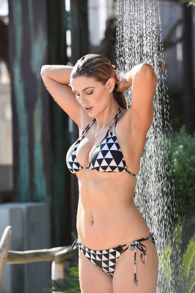 Ashley James in a Bikini (22 Photos)