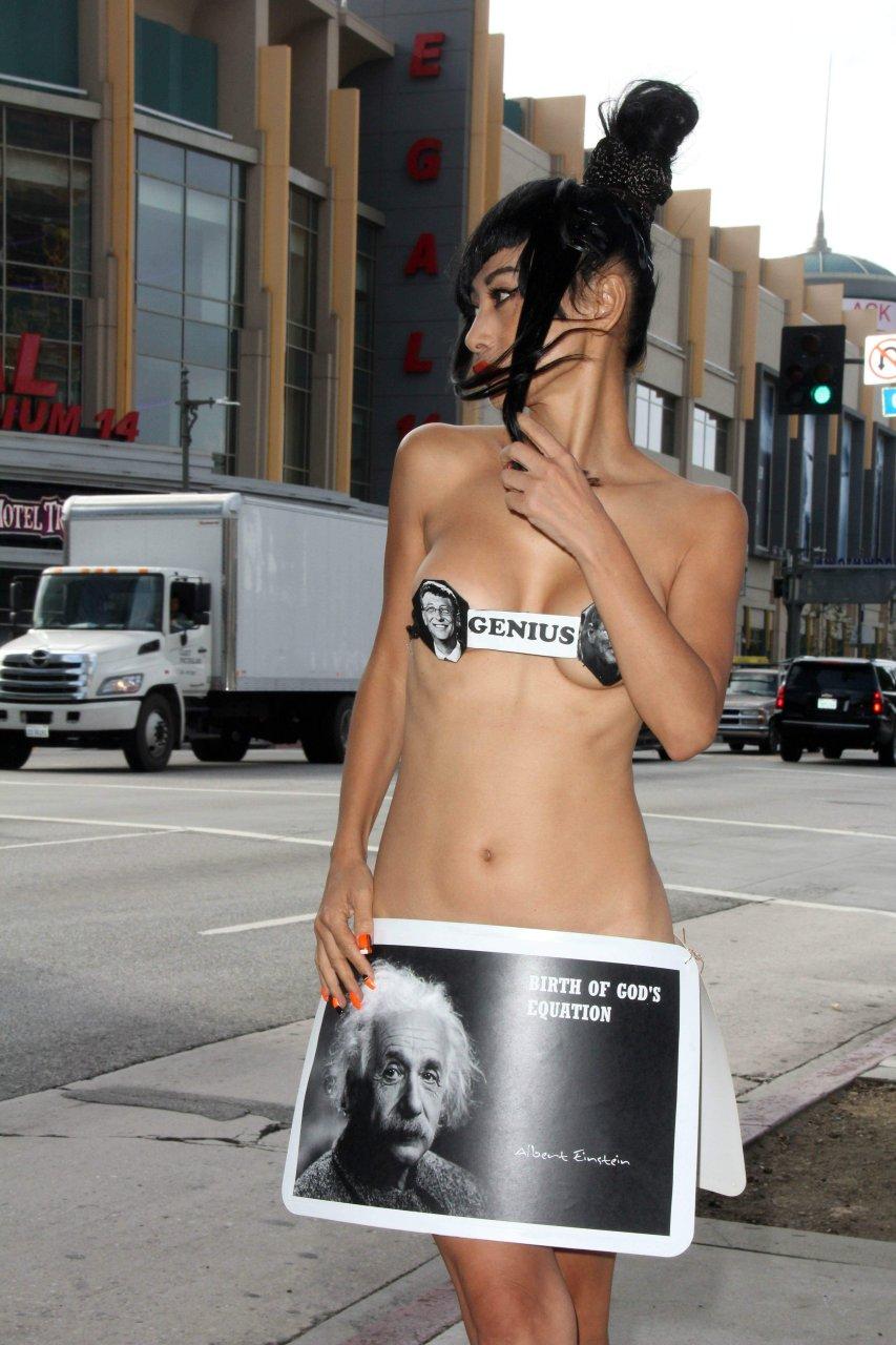 Bai ling topless nackt photos