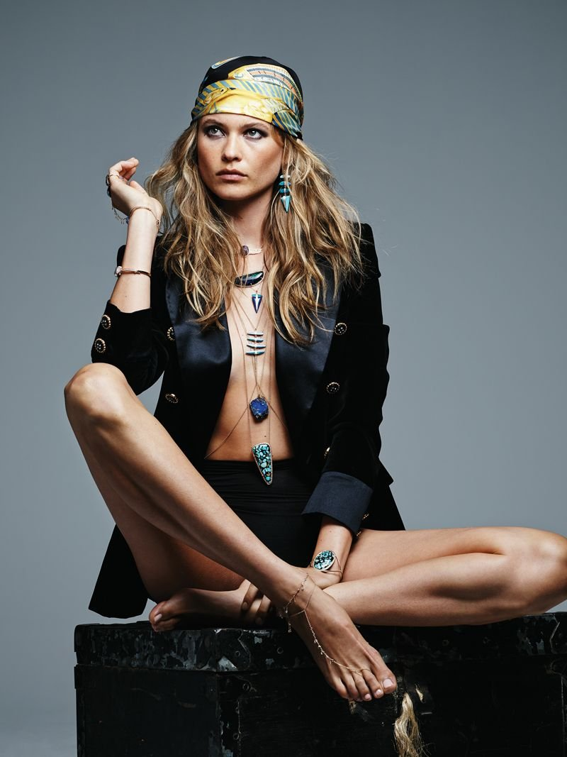 Behati Prinsloo Sexy & Topless (51 Photos) | #TheFappening