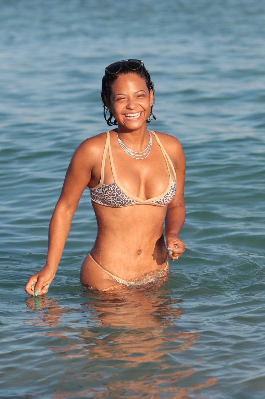 Good phrase Christina milian bikini ass fill