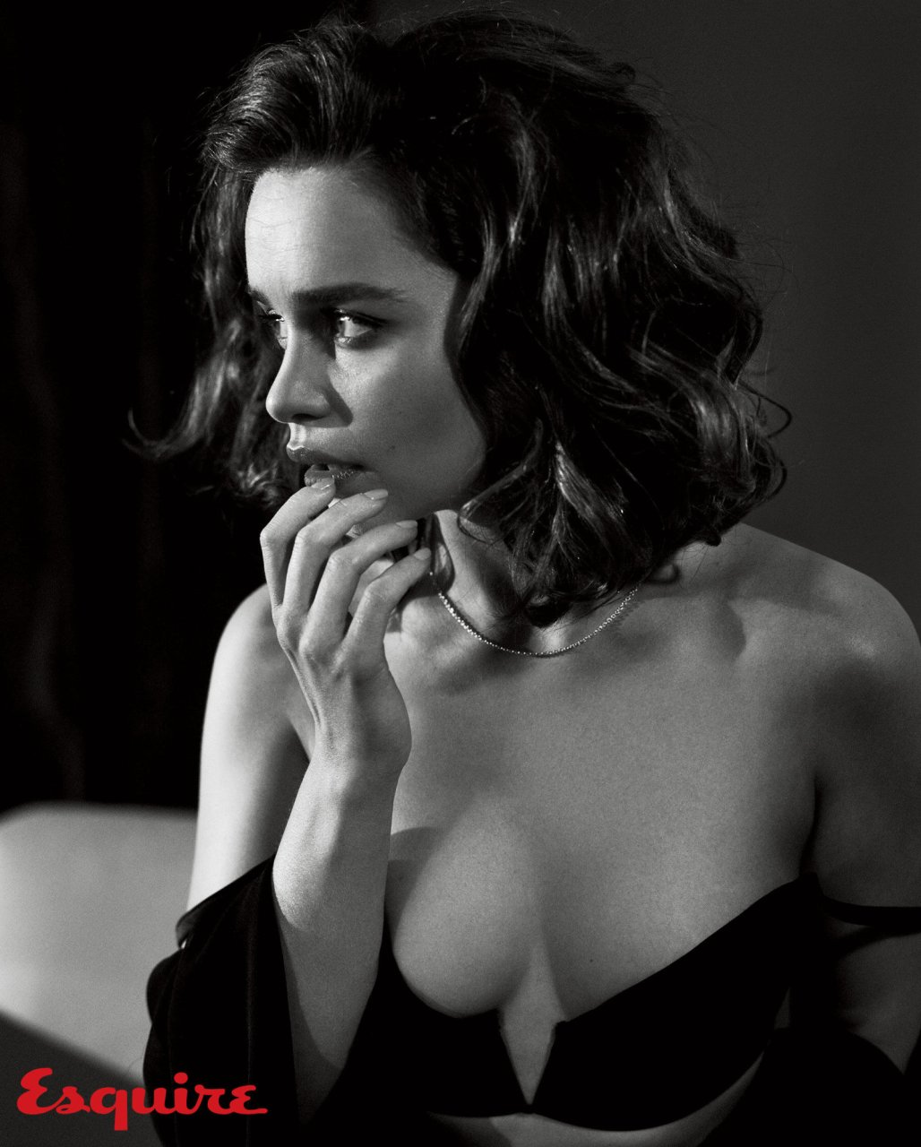 image Emilia clarke sexy for esquire