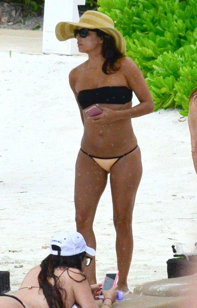 Eva Longoria in a Bikini (20 Photos)