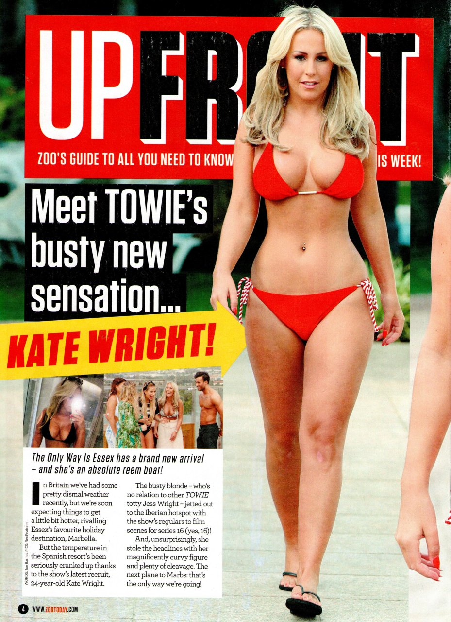 Kate wright nude