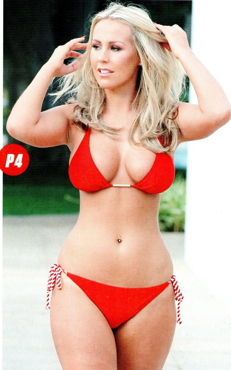 Kate Wright in a Bikini (3 Photos) | #TheFappening