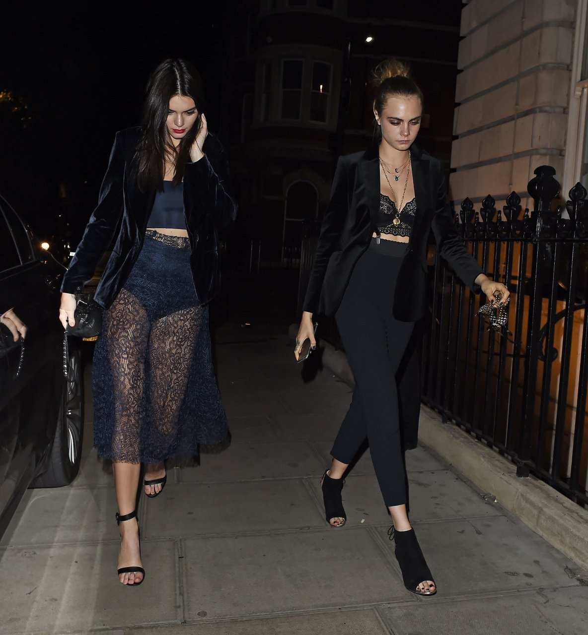 Kendall Jenner & Cara Delevingne Sexy (41 Photos)
