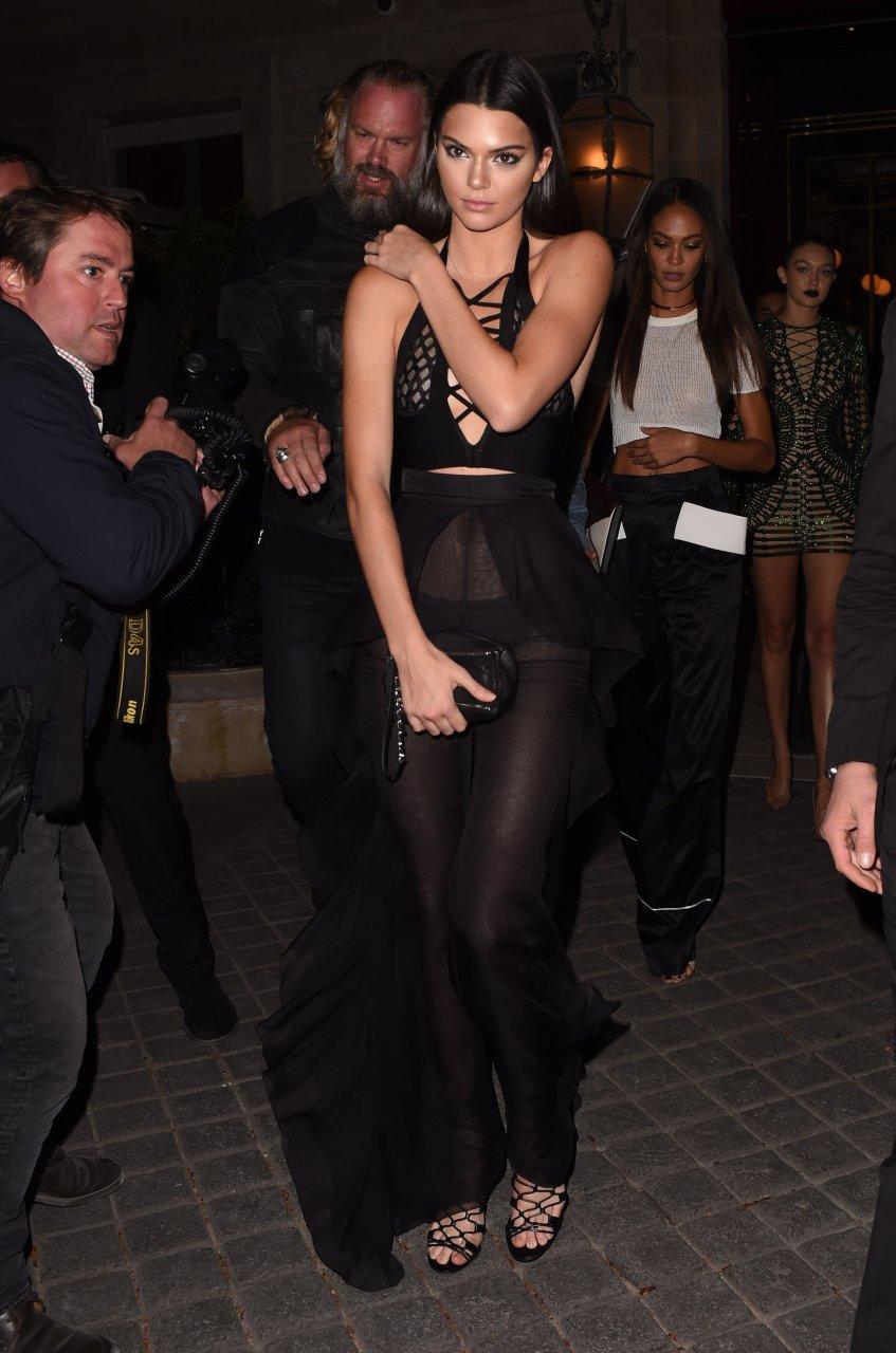 Kendall Jenner See Through (66 Photos)