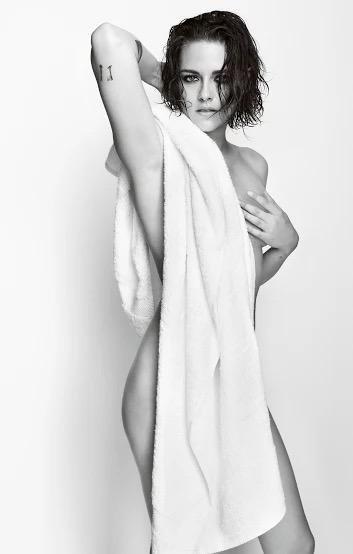 Kristen Stewart Nude (1 Photo)