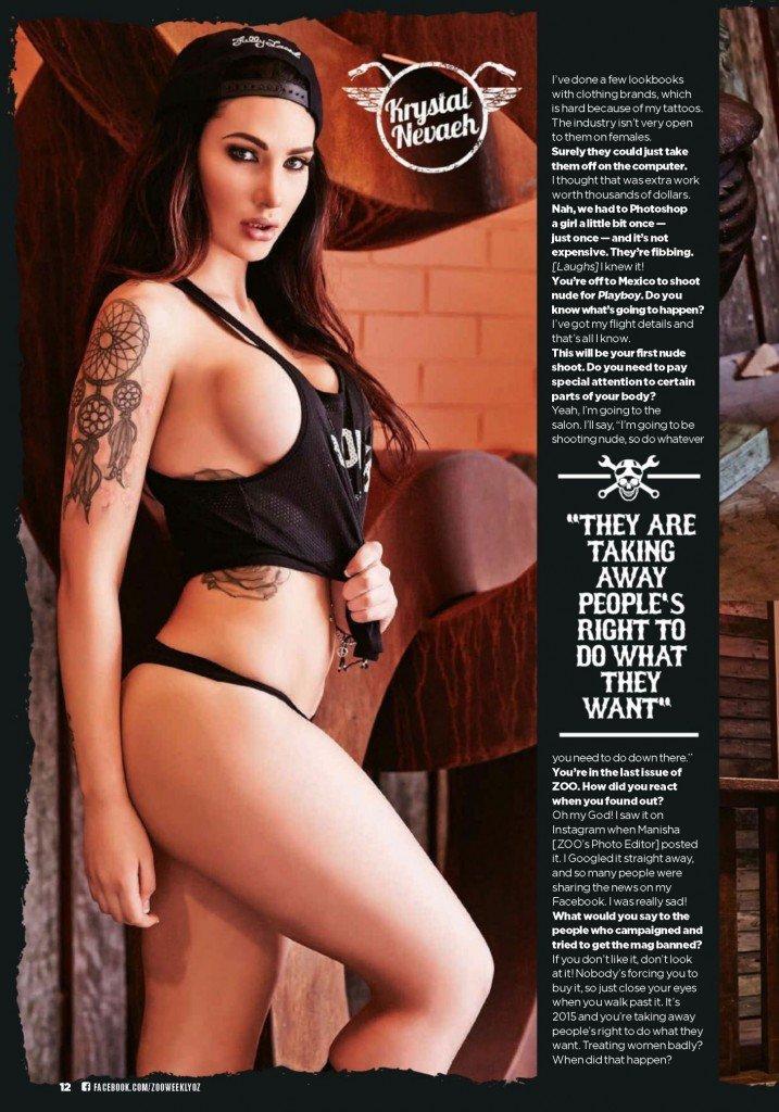 Krystal Nevaeh Sexy (8 Photos)
