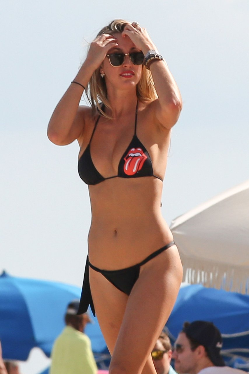Alexandra stan and the beach - 2 part 10