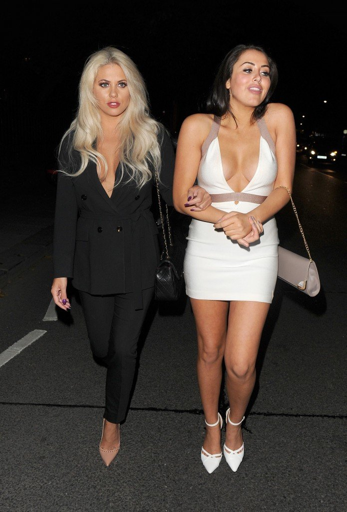 Marnie Simpson & Bianca Gascoigne Sexy (86 Photos)