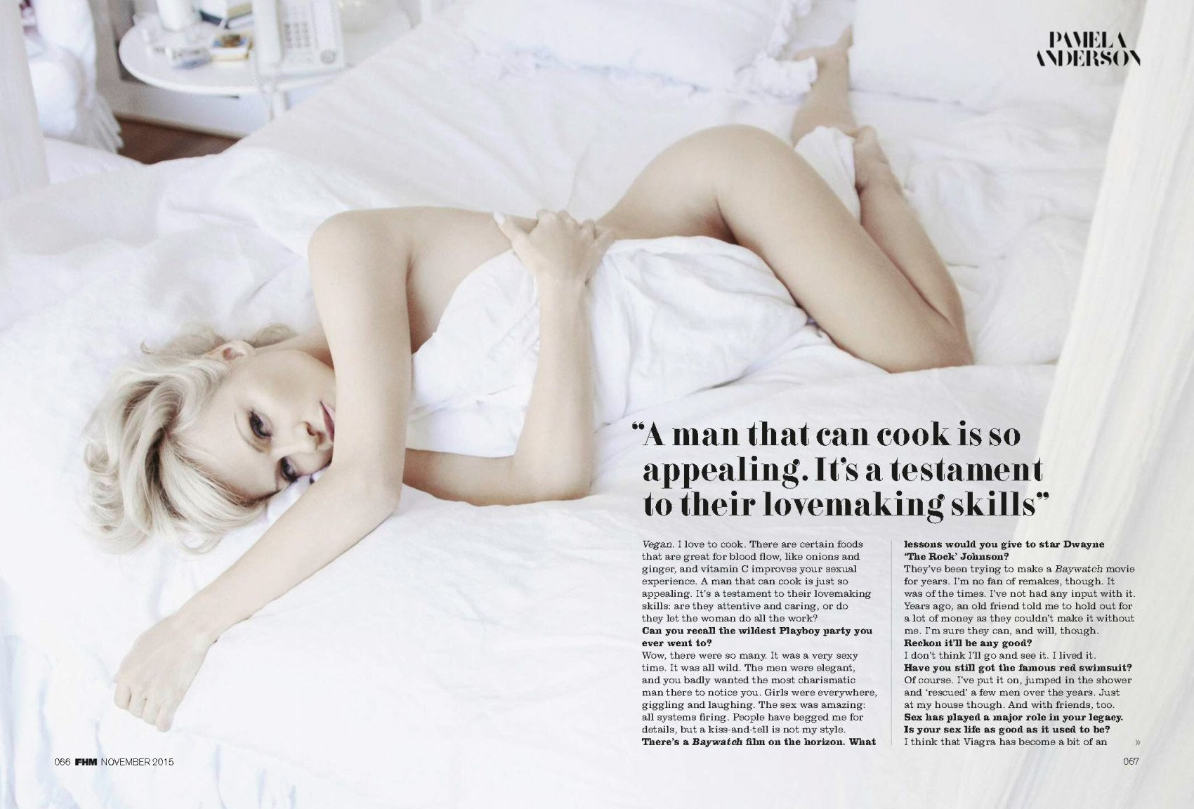 Pamela Anderson Sexy (9 Photos)
