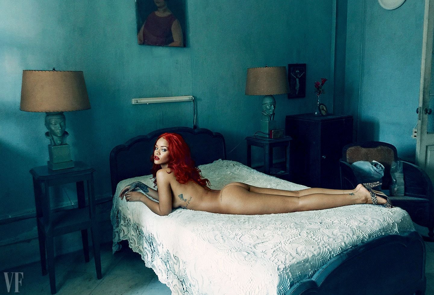 Rihanna In Nude 33