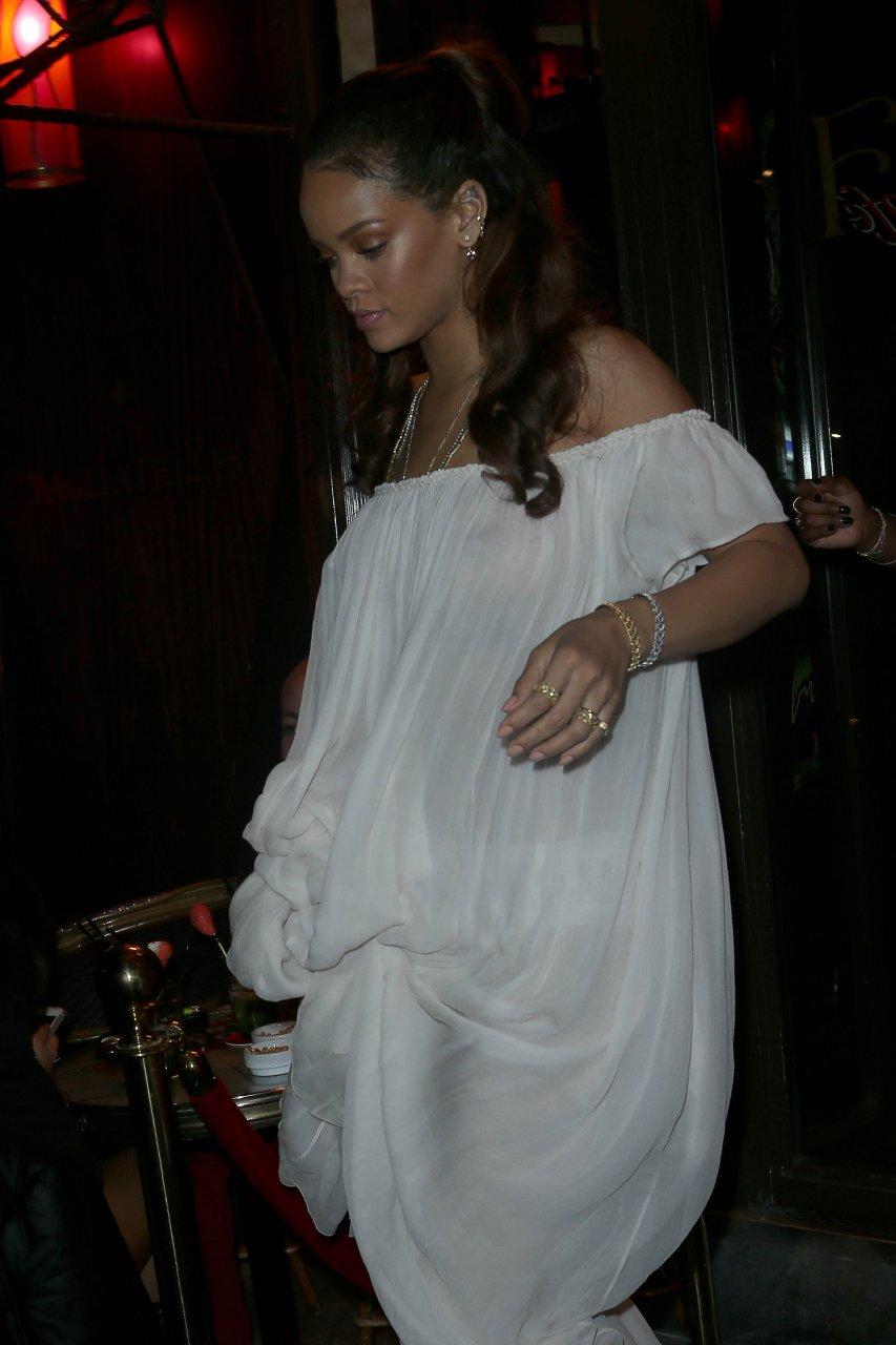 Rihanna see through 65 photos celebrity leaks