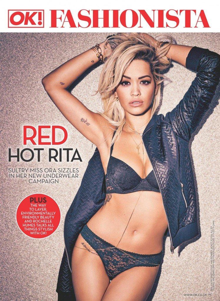 Rita Ora Sexy (5 Photos)