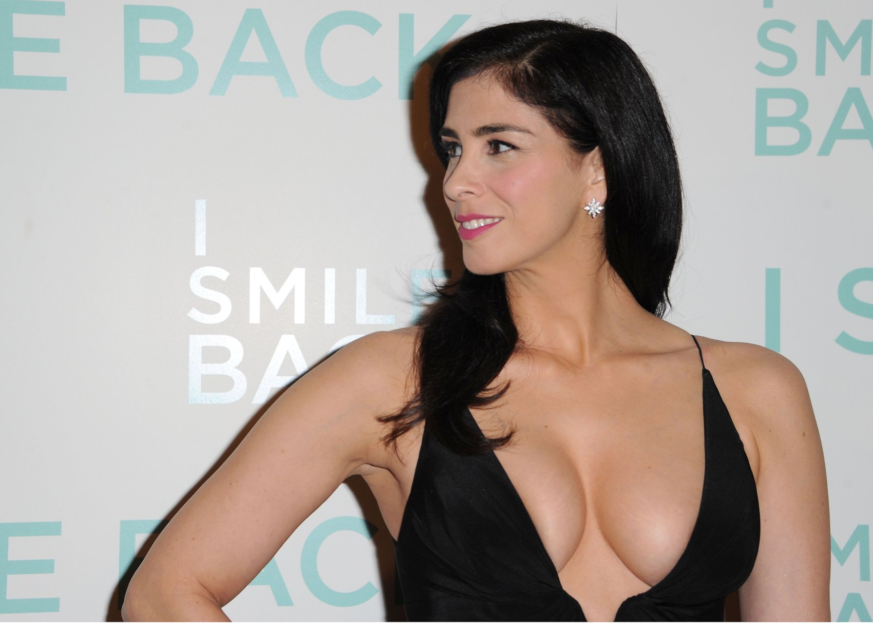Silverman cleavage sarah
