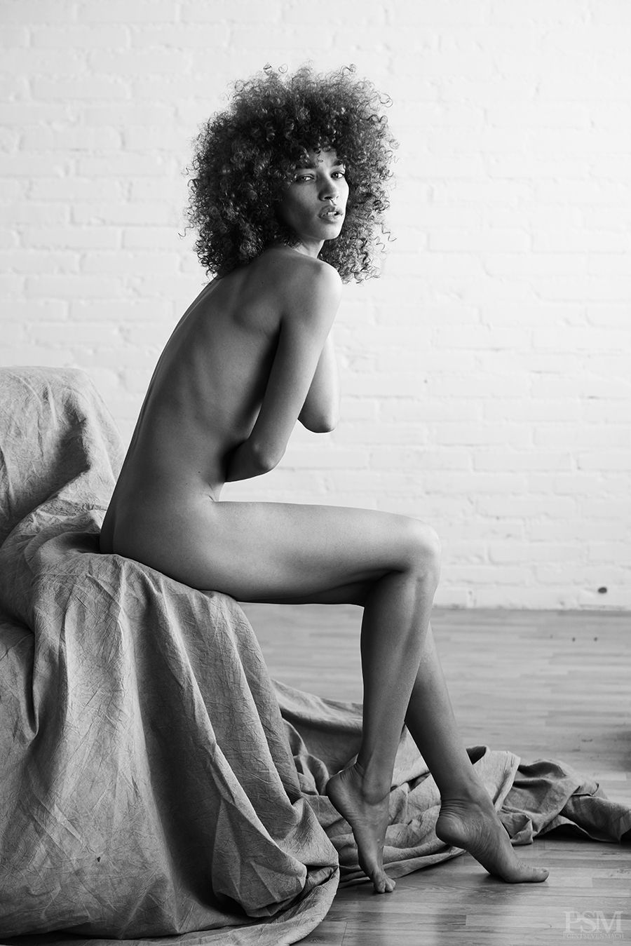 terri naked