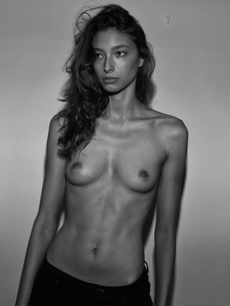 Alexandra-Agoston-Topless