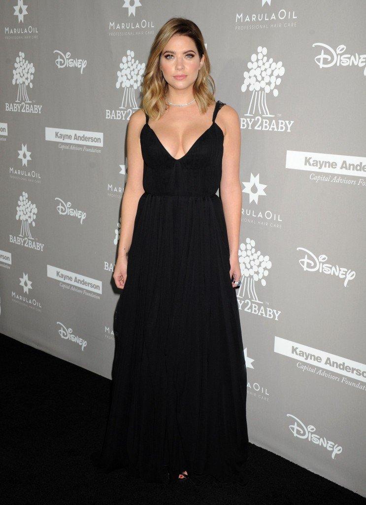 Ashley Benson Cleavage (7 Photos)