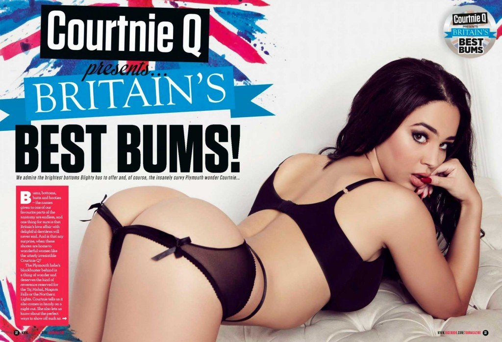 Courtnie Quinlan Sexy (8 Photos)