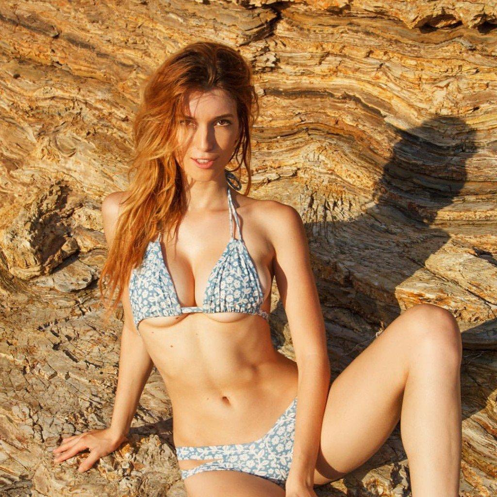 Dani-Thorne-Bikini