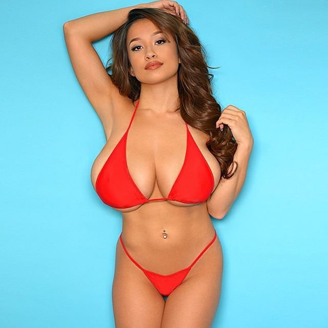 Busty asian ryan
