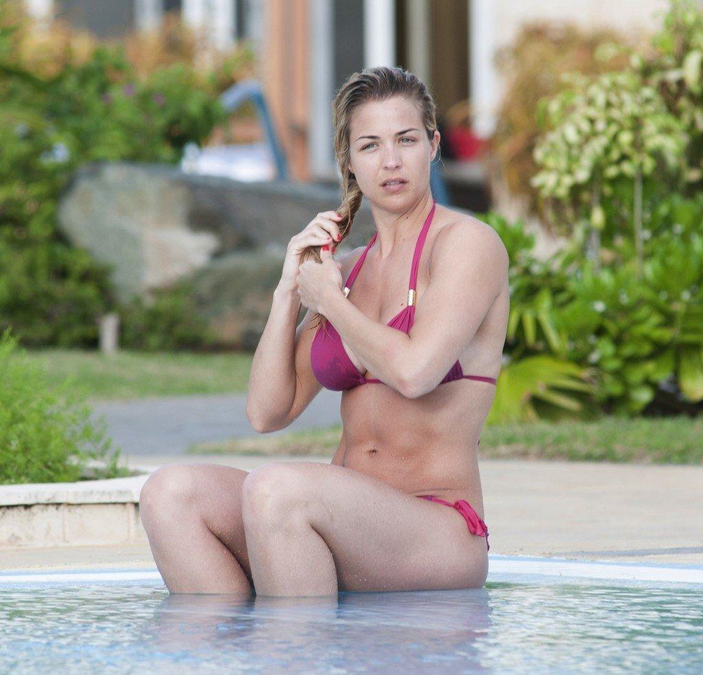 Gemma Atkinson in a Bikini (22 Photos)