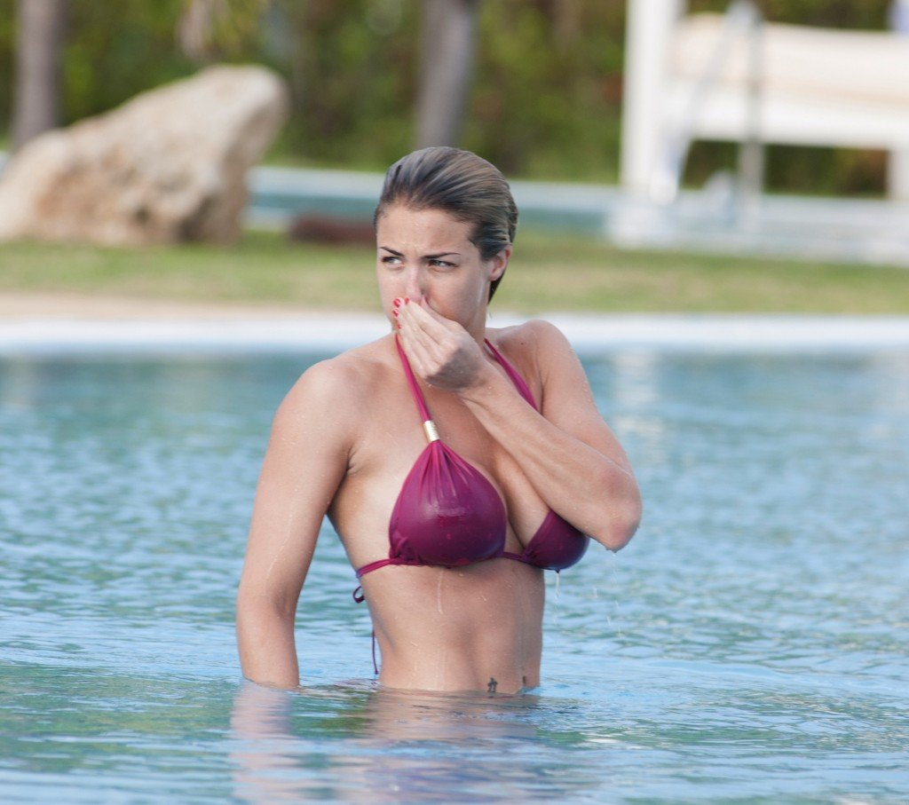 Not leave! Gemma atkinson nude naked congratulate, what