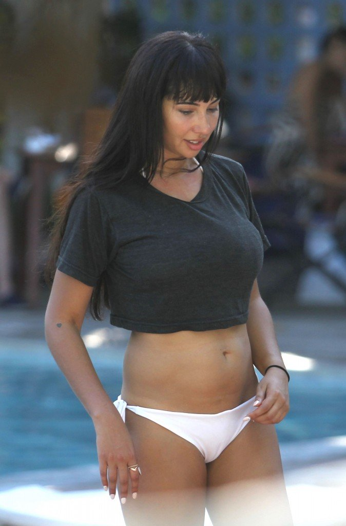 jackie cruz in a bikini 12 photos thefappening