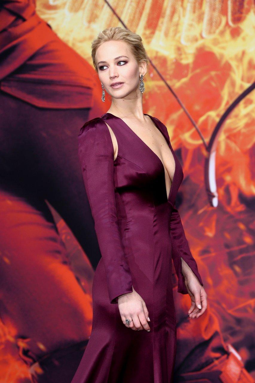 Jennifer Lawrence open to nude scenes