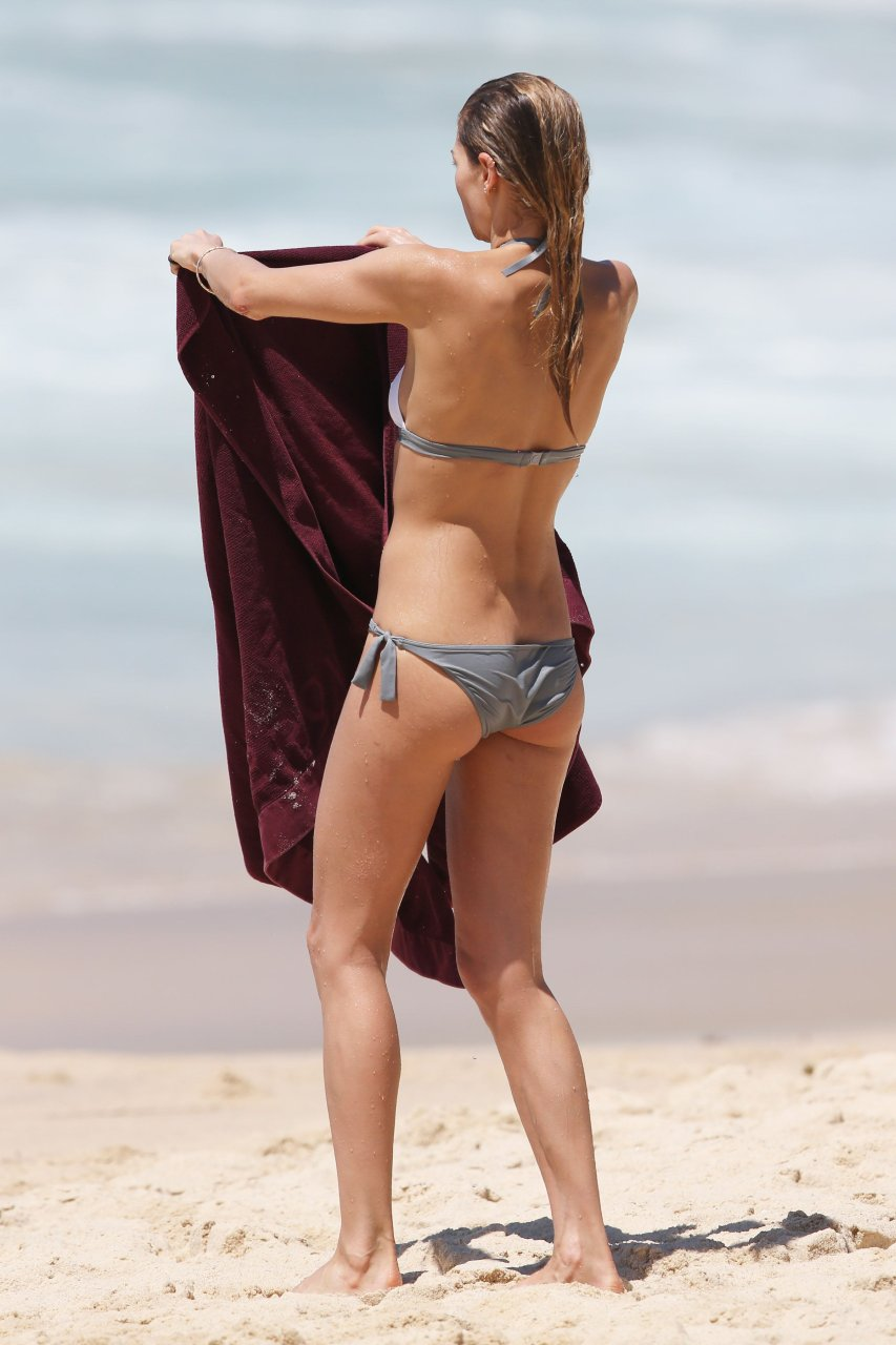 And tight Jessica hart bikini pictures hot