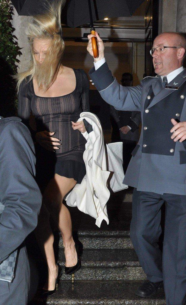 Pamela Anderson See Through (9 Photos)