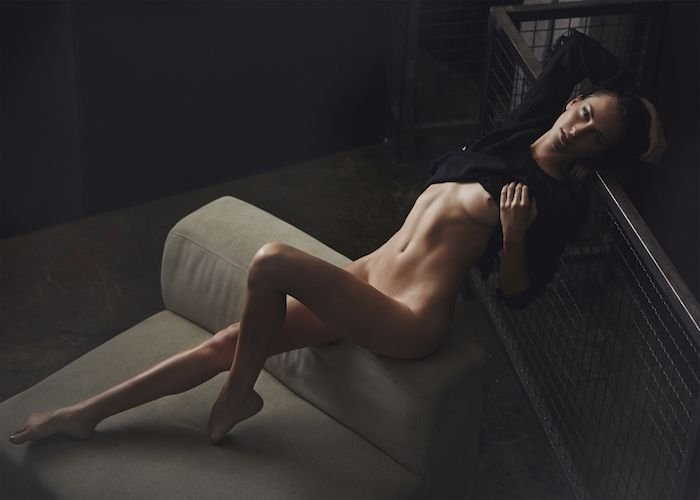 Stephanie Sanditz  nackt