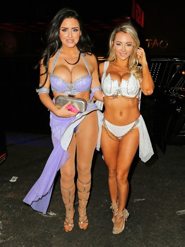 Abigail-Ratchford-and-Lindsey-Pelas-Sexy-12