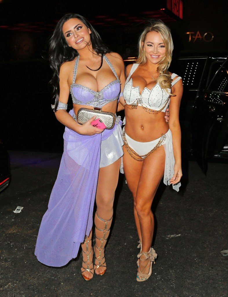 Abigail-Ratchford-and-Lindsey-Pelas-Sexy-13