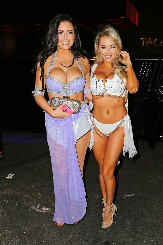 Abigail-Ratchford-and-Lindsey-Pelas-Sexy-14