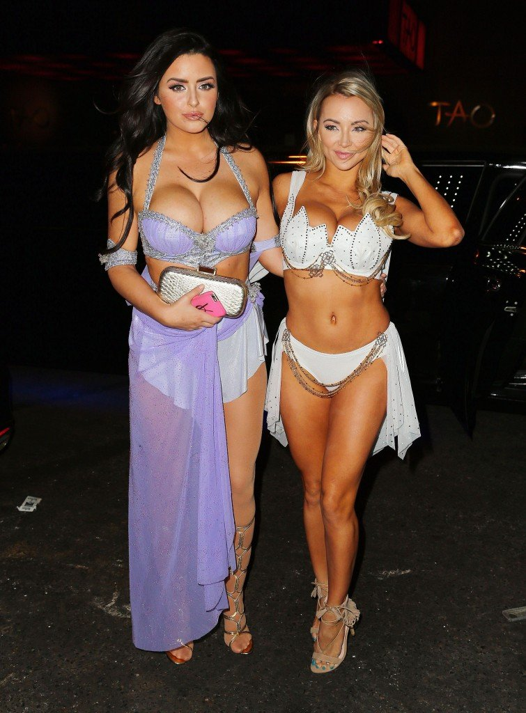 Abigail-Ratchford-and-Lindsey-Pelas-Sexy-15